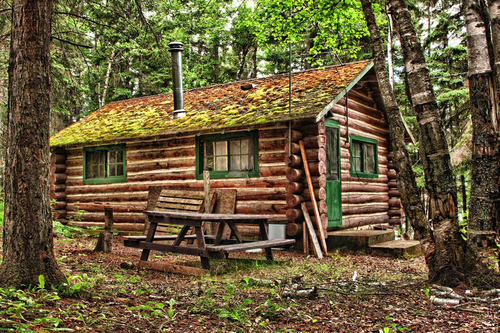 Colorado cabins log cabins colorado ski lodging 2 autos post for Cabins near crested butte co