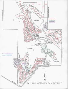 Skyland Community Map