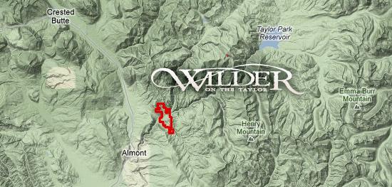 Wilder map