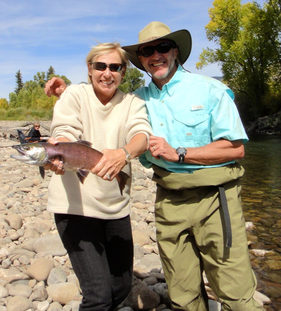 Fly Fishing East River Crested Butte