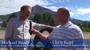 Video Interview Michael Brody Film Festival