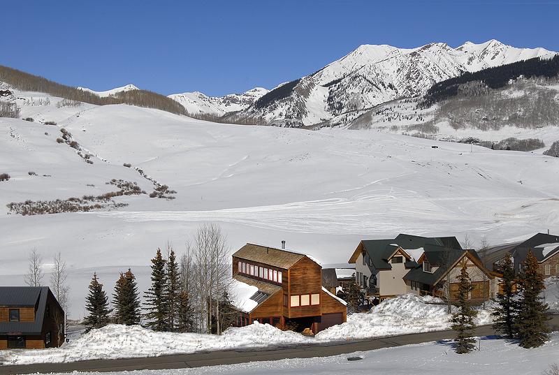 Sold Mt. Crested Butte Ski Home
