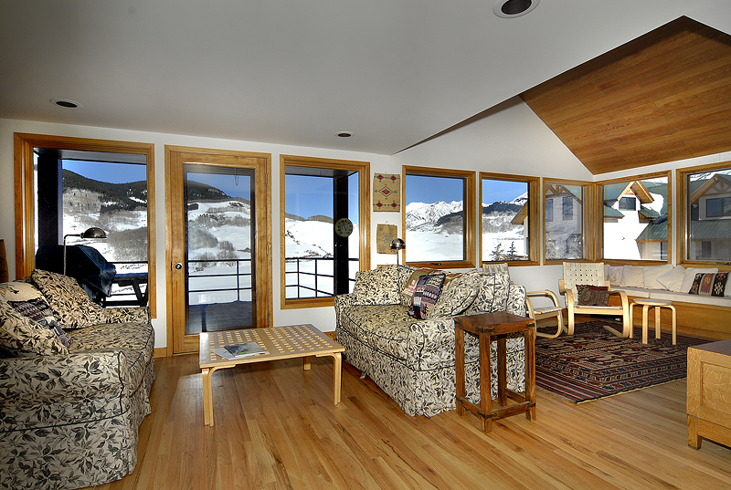 Crested Butte Real Estate Mt. CB Home