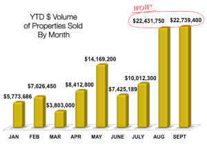 Crested Butte Real Estate Volume