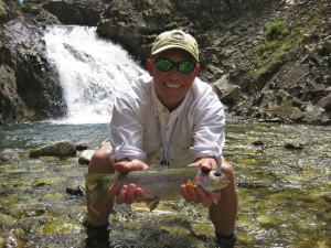 Rainbow trout Crested Butte