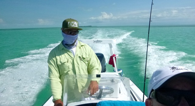 saltwater fly fishing belize