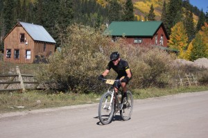 Lance Armstrong in Crested Butte