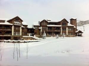 Westwall Lodge Ski-in