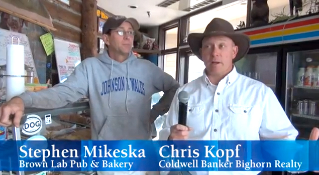 Video Interview Owner Brown Lab Pub and Bakery Crested Butte