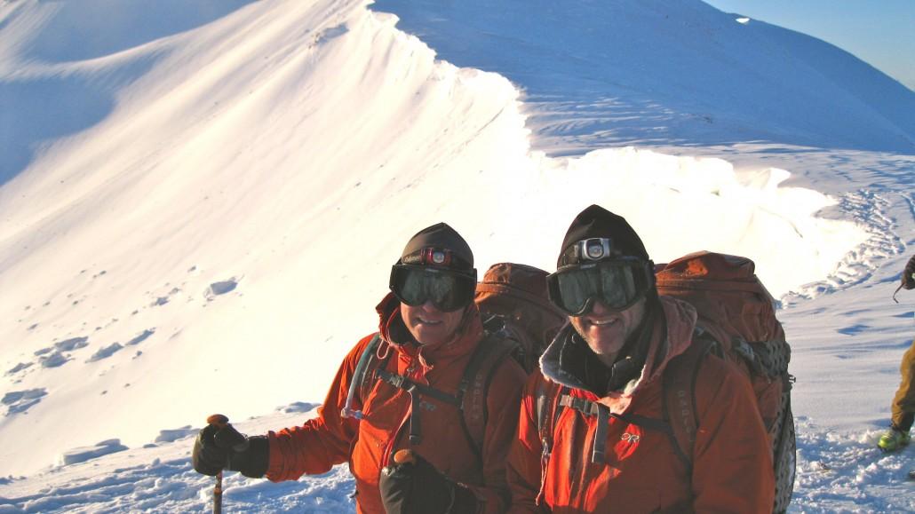 Elk Mountain Grand Traverse Crested Butte to Aspen Ski Race