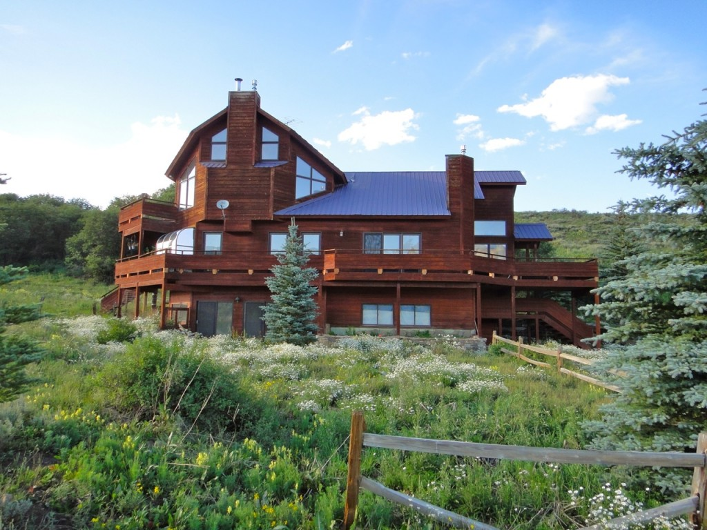 1071 County Road 317 Crested Butte Colorado For Sale