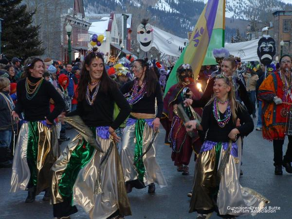 Crested Butte March Mania