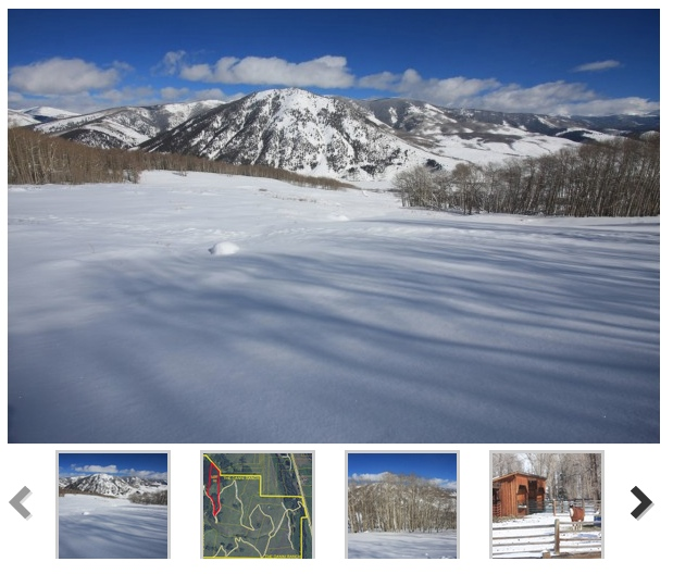 Danni Ranch Mountain Homesite 14, Crested Butte Colorado