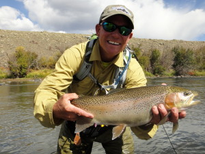 Chris Kopf Rainbow Trout