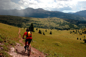 Big Mountain Enduro Biking Series Crested Butte