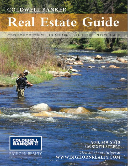Coldwell Banker Bighorn Realty Buyers Guide Summer 2013