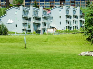 Crested Mountain Condominiums in Crested Butte