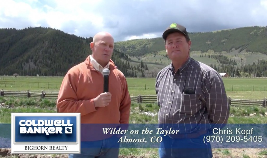 Interview with Ranch Manager Wilder on the Taylor