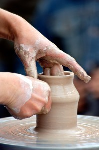 Learn pottery if you live in Crested Butte