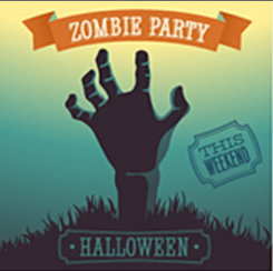 Zombie Party Near Crested Butte homes