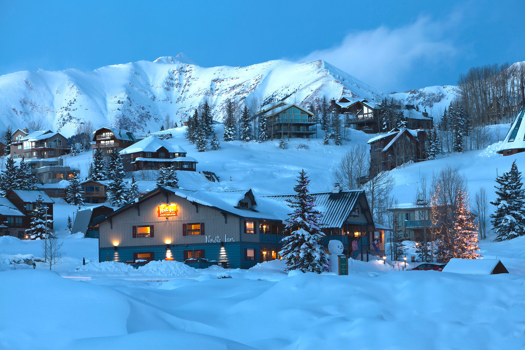 Crested Butte Real Estate Nordic Inn Winter2