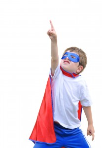Superheros live in Crested Butte