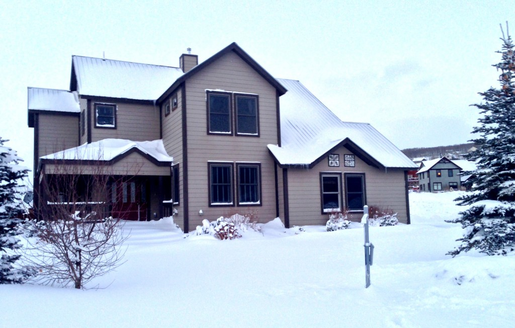 Single Family Home Sold in Crested Butte