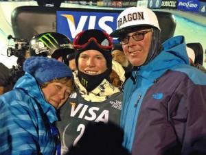 Aaron Blunck Olympic Qualifier 2014 Sochi