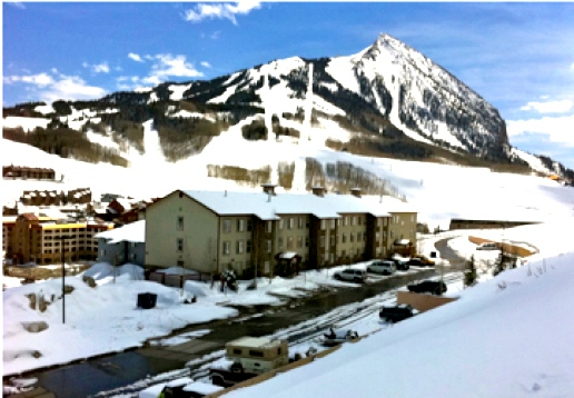 Mt. Crested Butte Marcellina Apartments Sold