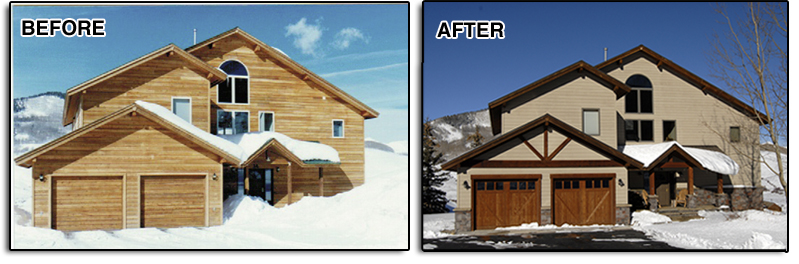 Mt. Crested Butte Remodel