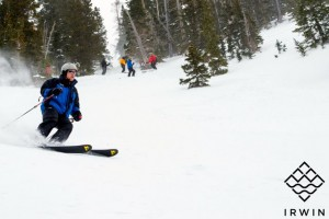 Crested Butte Snow Cat Skiing at Irwin
