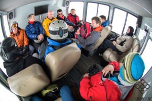 Snow Cat Skiing Crested Butte
