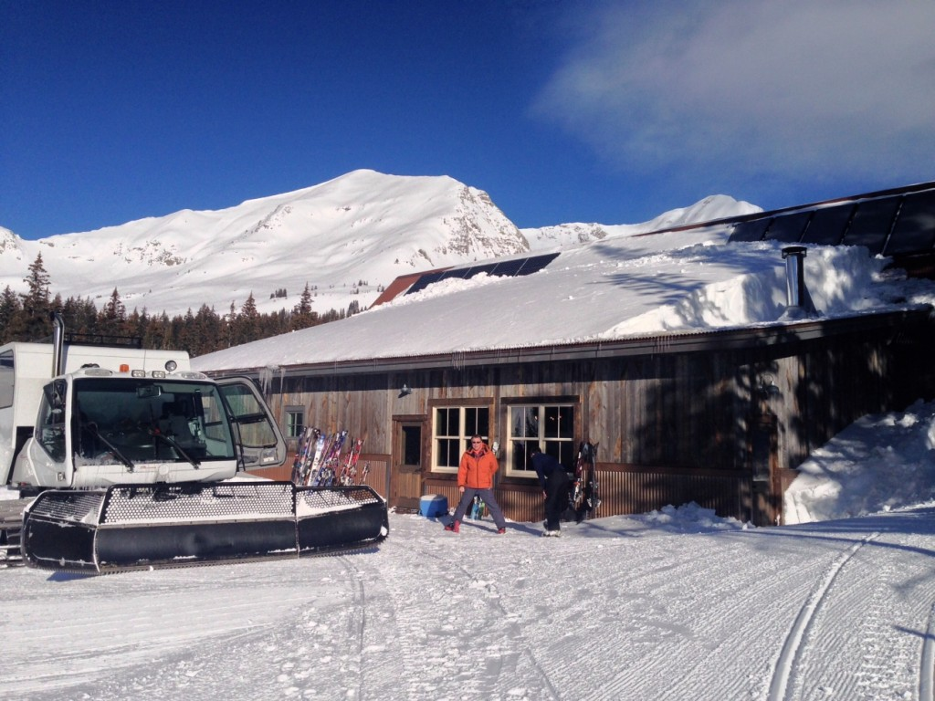 Cat Skiing in Crested Butte - Irwin