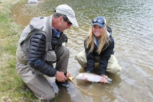 Fly Fishing in Crested Butte