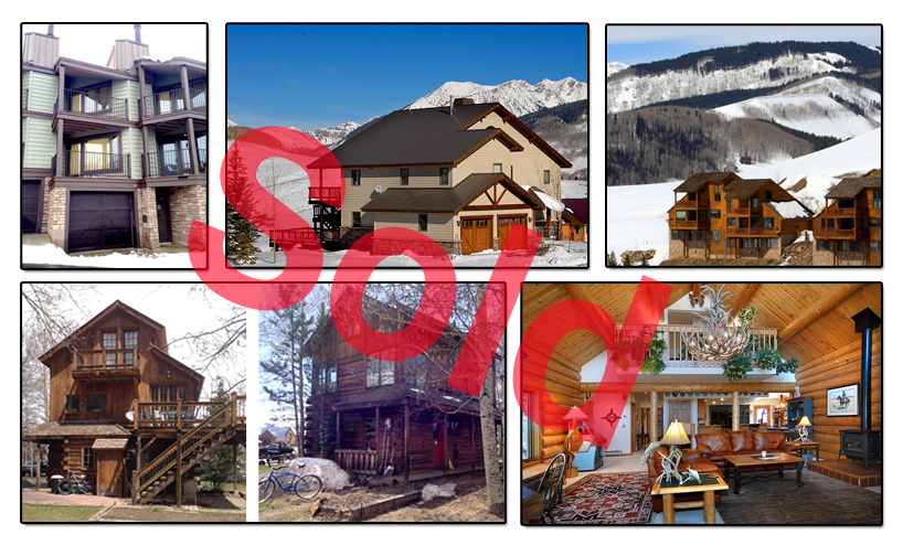 Kopf Closes 6 Crested Butte Homes in May