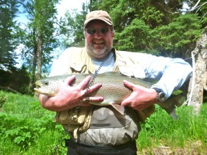 Crested Butte Private Fly Fishing