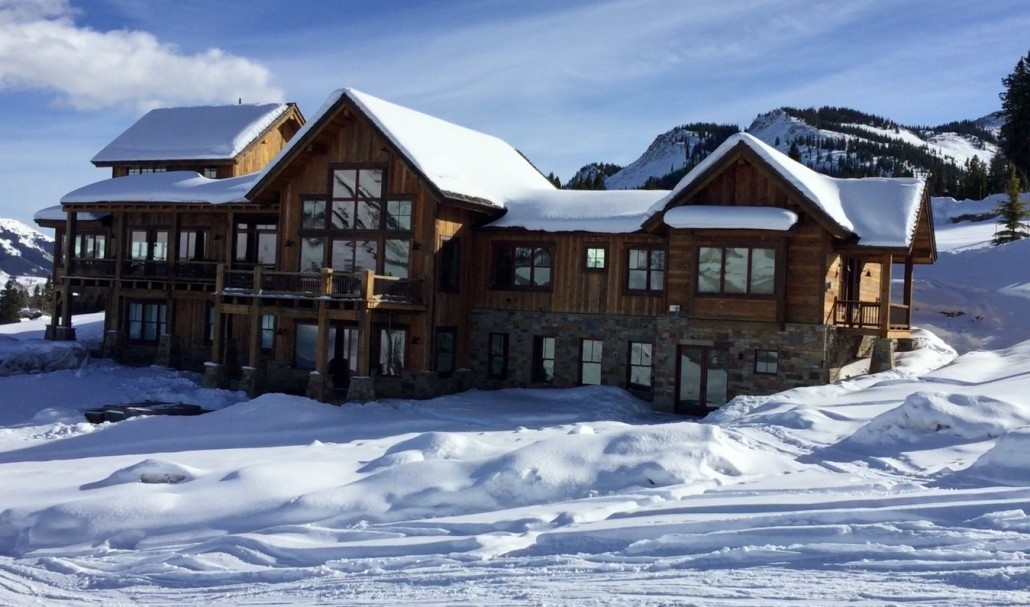 About Crested Butte Ski-in Ski-out Homes