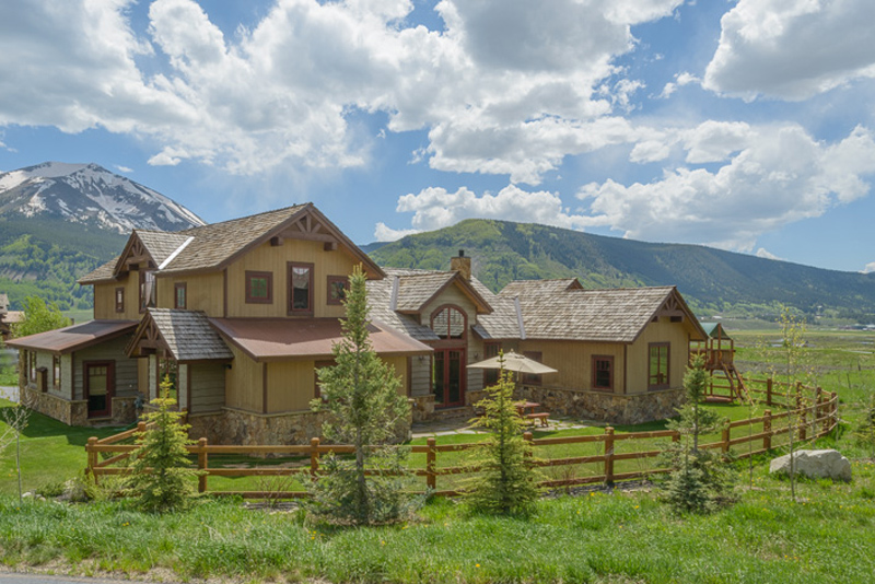 New Crested Butte Listing 21 Trent Jones Way, Skyland