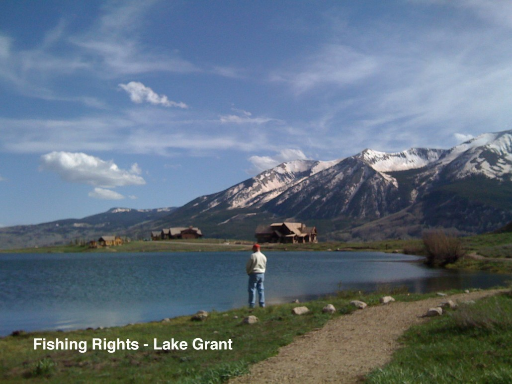 Private Fishing Skyland Crested Butte