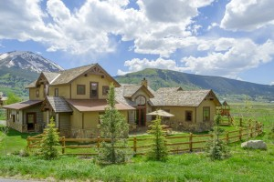 Sold: Luxury Crested Butte Home in Skyland