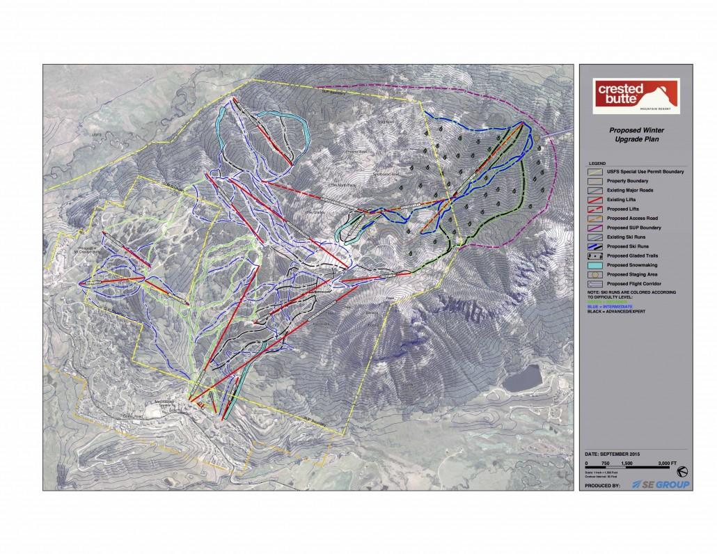 Proposed CBMR Ski area expansion 2015