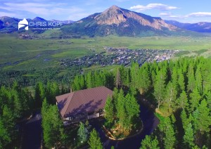 Major Price Reduction 2255 Wildcat Trail Crested Butte Luxury Home