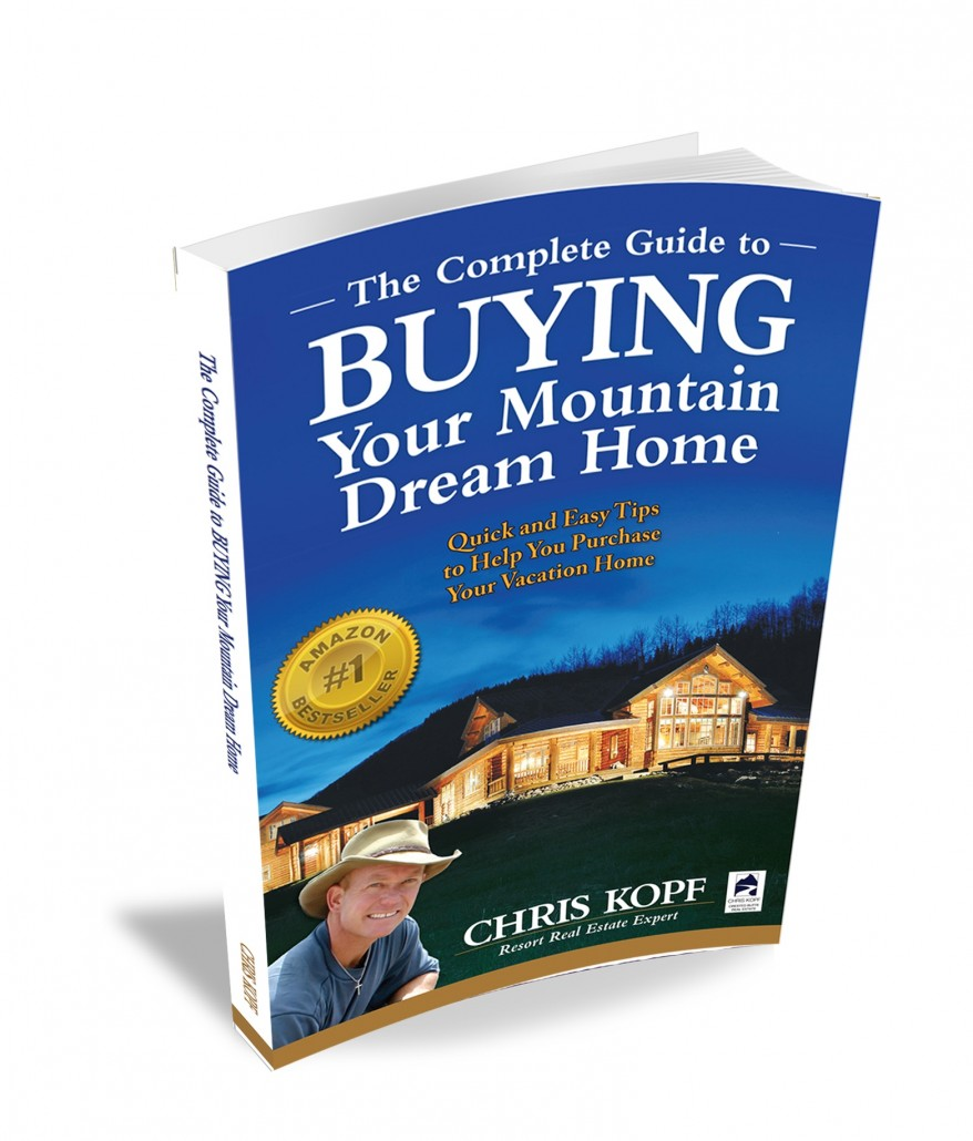Chris Kopf Author Real Estate Agent