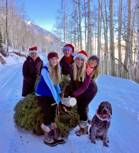 Merry Christmas Crested Butte