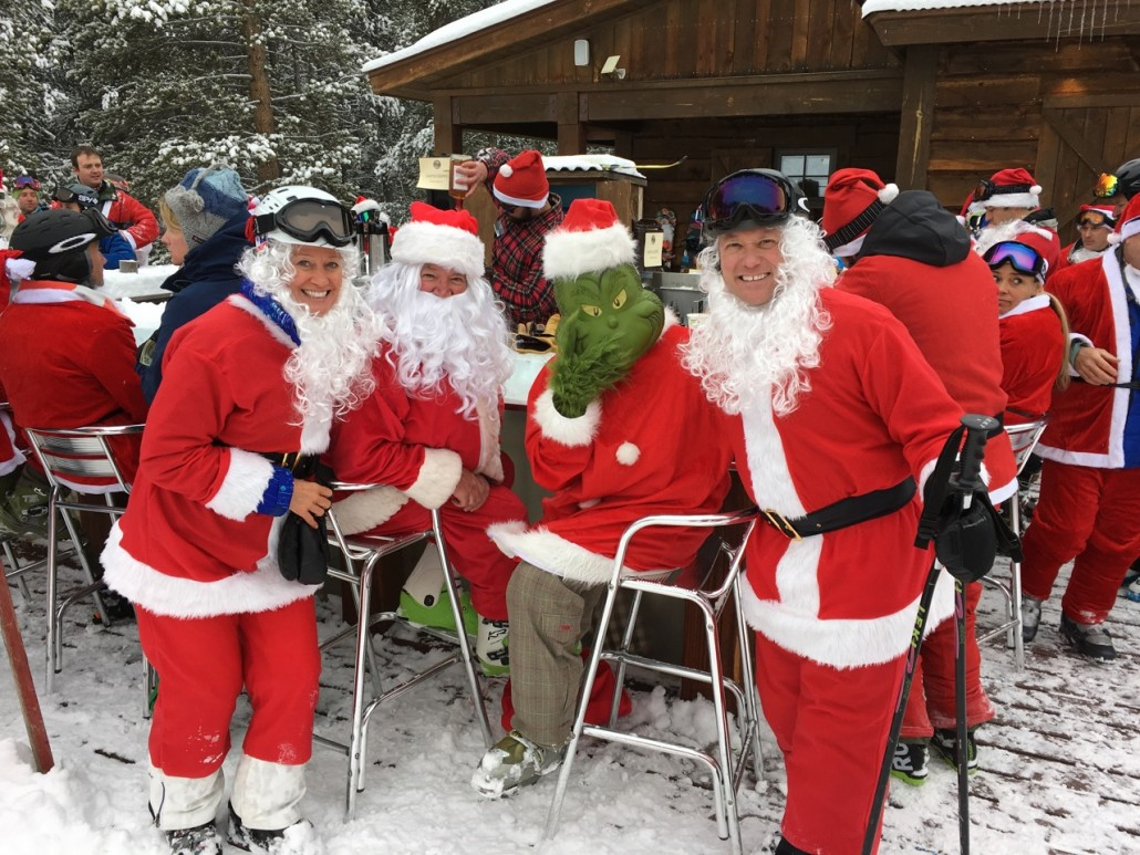 Christmas in Crested Butte