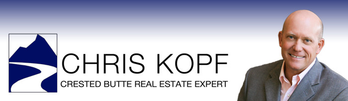 Chris Kopf Crested Butte Real Estate Expert