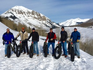 Crested Butte Winter Fat Bike
