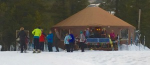 Crested Butte Nordic Skiing Hut