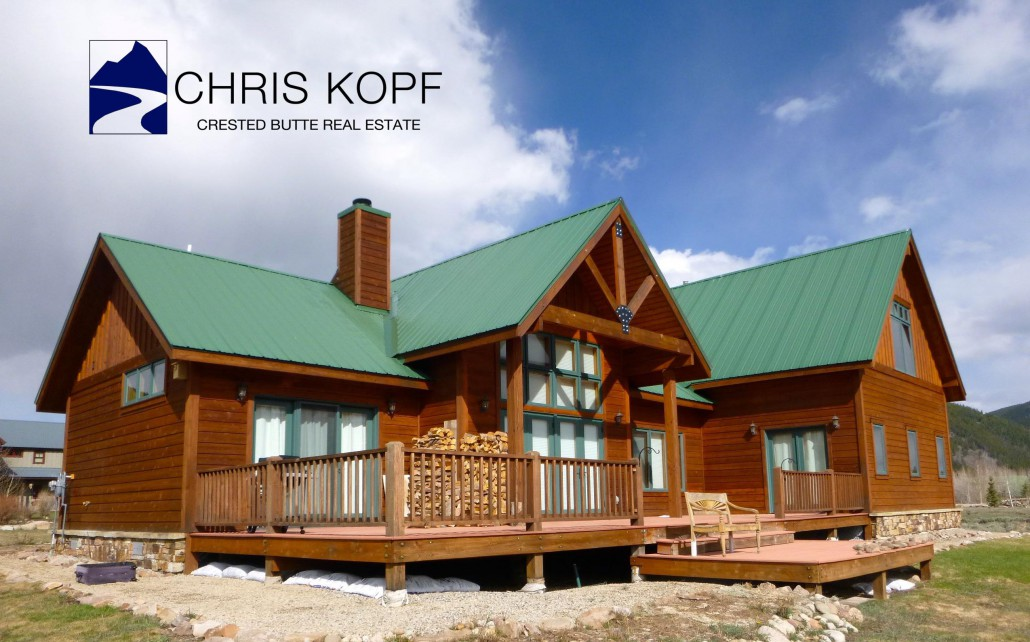 Sold 229 Kubler Street Crested Butte CO