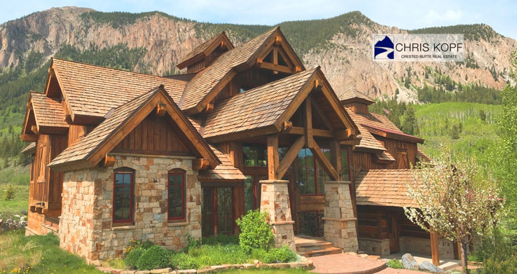 Crested Butte Home Sold 710 Skyland Drive